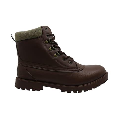 Nautica Men's Shoes Alameda Chukka Leather Closed Toe Ankle Fashion Boots