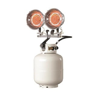 Mr Heater F242600/650 (MH30T) Double Burner Propane Heater, 10000 To 30000 BTU