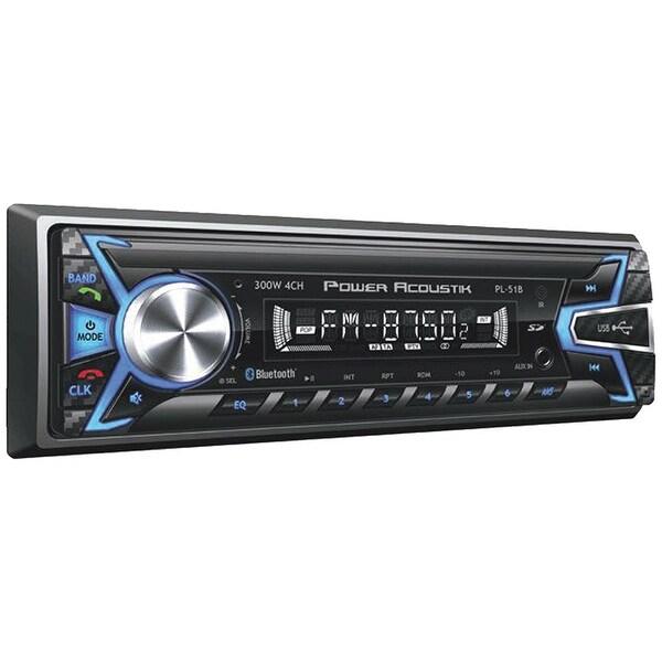 Power Acoustik AM/FM/USB/SD/BT Mechless