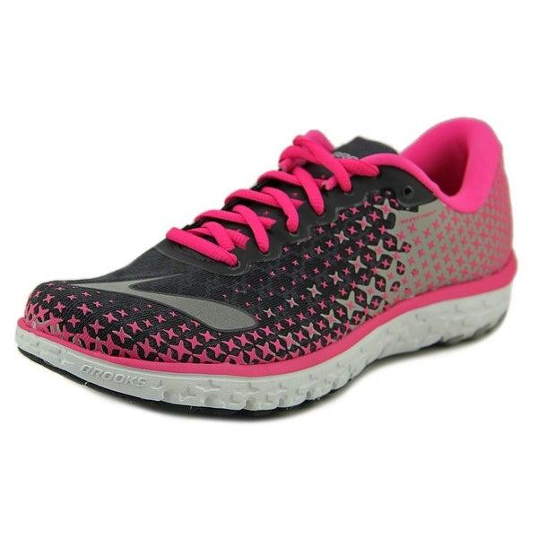 6a406854023a7 Shop Brooks Pureflow 5 Women Anthracite Pink glow Alloy Running ...
