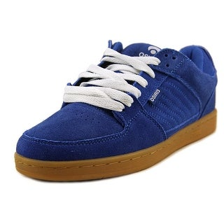 Osiris Protocol SLK Men Round Toe Suede Skate Shoe