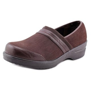 Trotters Easy Street Women Round Toe Synthetic Clogs