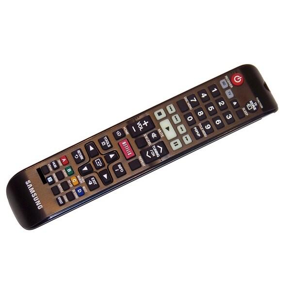 OEM Samsung Remote Control: HTE6500W/ZA, HT-E6500W/ZA, HTE6500WZ, HT-E6500WZ, HTE6730W, HT-E6730W