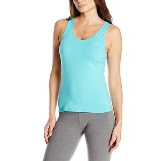 Calvin Klein Womens Pajama Top Cotton Blend Sleeveless