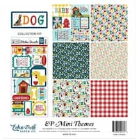 "Echo Park Collection Kit 12""X12""-Dog"