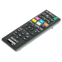 OEM Sony Remote Control Originally Shipped With: CMT-V50iP, CMTV50iP