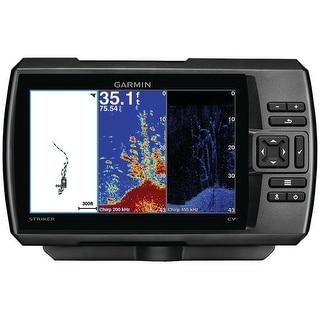 Garmin(r) 010-01808-00 striker(tm) 7cv fishfinder