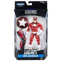 "Marvel Legends Captain America 6"" Action Figure Series: Red Guardian - multi"