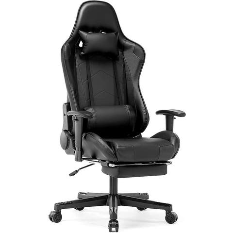 EROMMY Office Chair Computer Game Chair, Height Adjustment Swivel Rocker