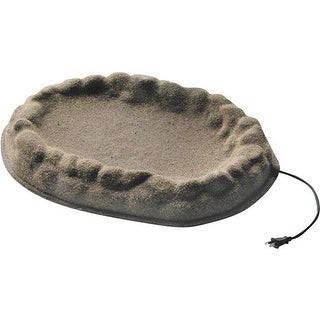 Farm Innovators Ground Heated Birdbath FS-1 Unit: EACH