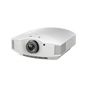 Sony VPL-HW65ES Full HD 3D SXRD Home Theater Projector (White) VPL-HW65ESW