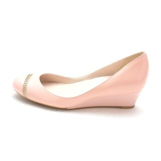 Cole Haan Womens 14A4006 Closed Toe Wedge Pumps