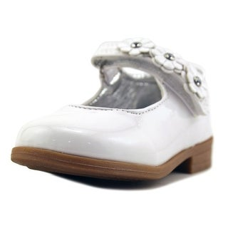 Laura Ashley 20524 Round Toe Synthetic Mary Janes