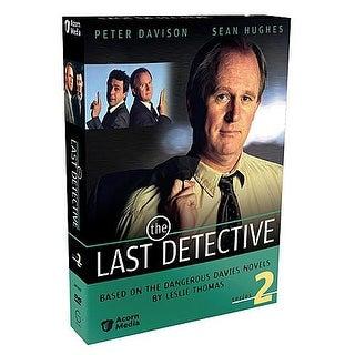 The Last Detective: Series 2 - Dvd