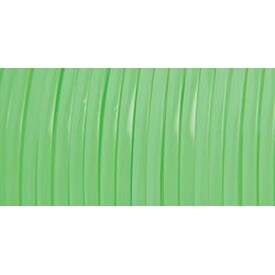 """Neon Green - Rexlace Plastic Lacing .0938""""X100yd"""