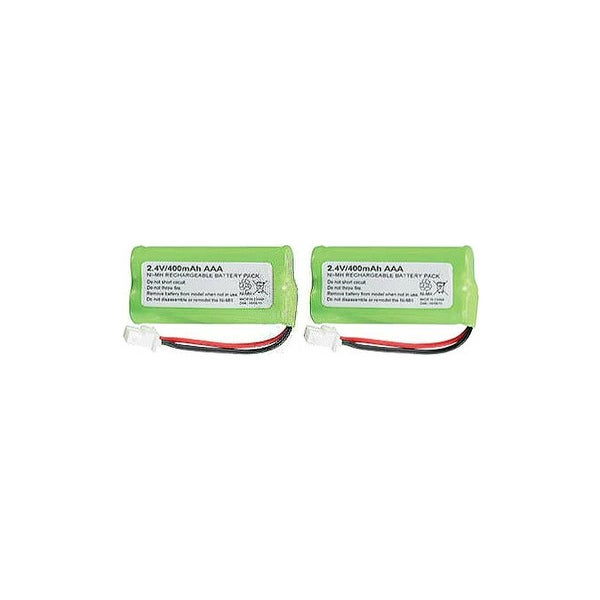 Battery for All Brands BT183342 (2 Pack) Rechargeable Battery
