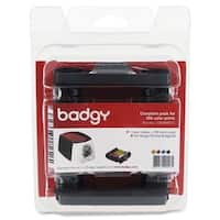 Evolis CBGP0001C Evolis Badgy100 & 200 Consumable kit - Compatible with Badgy100 & 200 printers only