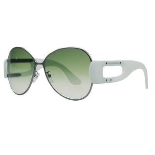 Balenciaga BAL 0139/S DA6 Silver Round Sunglasses