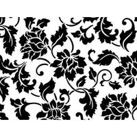 """Pack Of 240, Floral Brocade Recycled Floral Tissue Prints Paper 20"""" X 30"""" Sheets Made In Usa"""