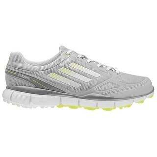 Adidas Women's Adizero Sport II Clear Grey/White/Electricity Golf Shoes Q46777