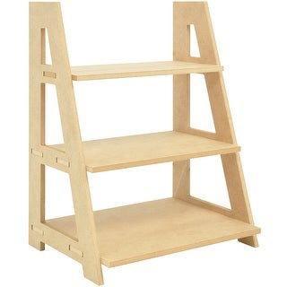"Beyond The Page MDF Ladder Shelf-11""X8.25""X6.5"""