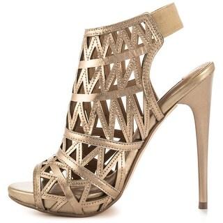 Steve Madden Women's Bratt Slingback Heeled Sandals