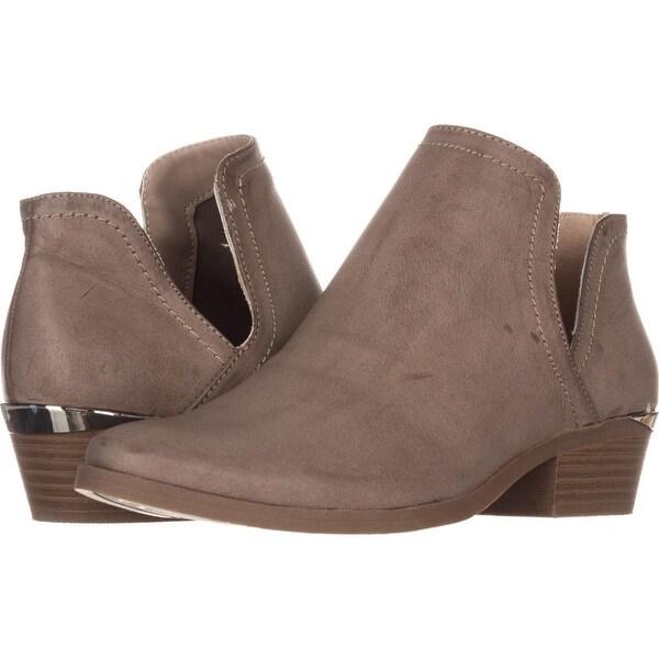 Bar III Womens Terra Closed Toe Ankle Fashion Boots