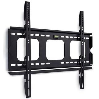 "Mount-It! Low-Profile TV Wall Mount 1"" Slim Fixed Bracket for 32, 40, 42, 48, 49, 50, 51, 52, 55, 60 inch TVs"