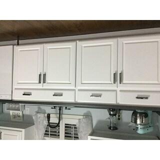 High Quality Southern Hills Polished Chrome Cabinet Pull U0026#x27;Englewoodu0026#x27; (Pack