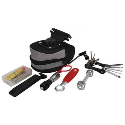 Huffy 00271XX Saddle Bag with Tool Kit