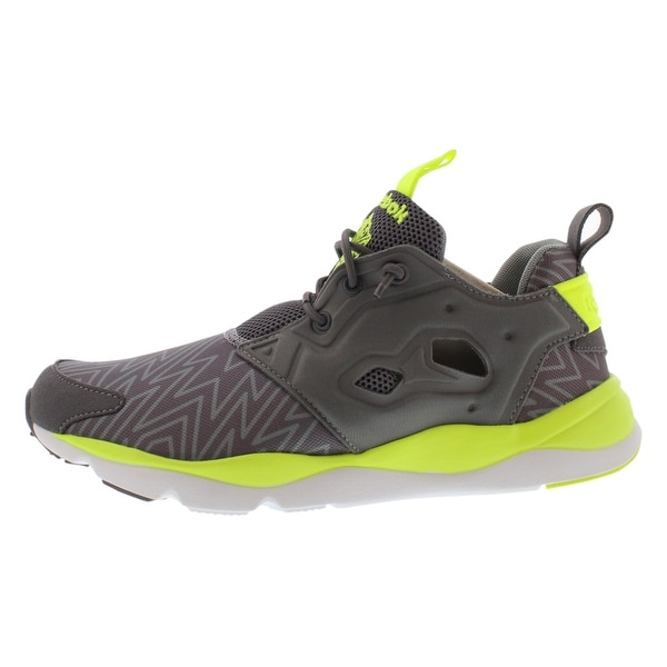 46ee477ce58 Shop Reebok Furylite Running Gradeschool Kid s Shoes - 5 M US Big ...