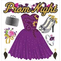 Prom Night - Jolee's Boutique Dimensional Stickers