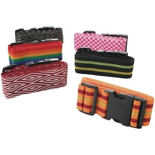 Conair Luggage Security Straps