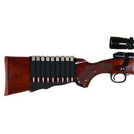 Allen Buttstock Rifle Shell Holder