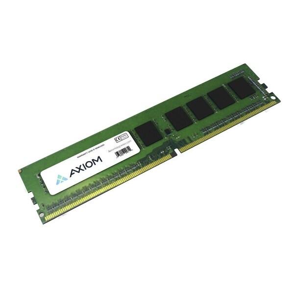 Axion AX42133E15Z/4G Axiom 4GB DDR4 SDRAM Memory Module - 4 GB - DDR4 SDRAM - 2133 MHz DDR4-2133/PC4-17000 - 1.20 V - ECC -