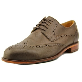 Cole Haan Carter Grand Wing Wingtip Toe Leather Oxford