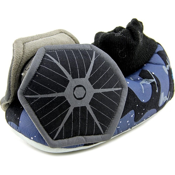 Star Wars by Stride Rite SRS5654 Round Toe Canvas Slipper