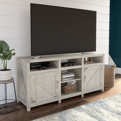 Cottage Grove 65W Farmhouse TV Stand for 70 Inch TV by Bush Furniture