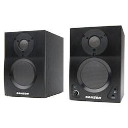 """Samson Active 2-way Bluetooth Monitors 3"""" Driver (pair) SAMBT3"""