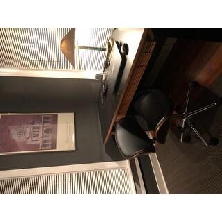 Carson Carrington Malmo Black/ Wood Office Chair