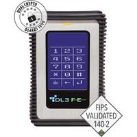 DataLocker FE0500RFID DataLocker DL3 FE (FIPS Edition) 500 GB Encrypted External Hard Drive with RFID Two-Factor Authentication