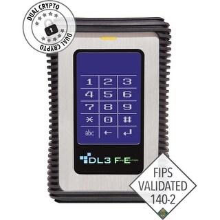 DataLocker FE1000 DataLocker DL3 FE (FIPS Edition) 1 TB Encrypted External Hard Drive - FIPS Validated External USB 3.0 HDD with