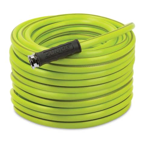 "Sun Joe AJH58-100 100-Foot 5/8"" Heavy-Duty Garden Hose"