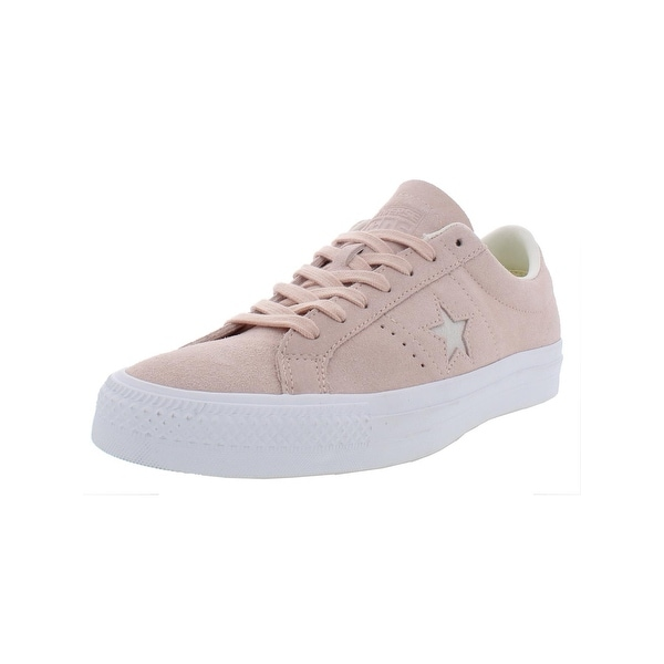 Converse Womens One Star Pro Ox Skateboarding Shoes Suede Low Top