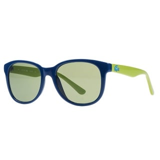 Lacoste L3603/S 424 Blue Rectangle Sunglasses - 48-17-130
