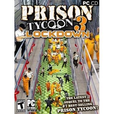 Prison Tycoon 3: Lockdown - Windows PC