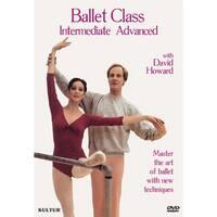Ballet Class Intermediate & Advanced [DVD]