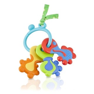 Nuby Teether Keys Ring