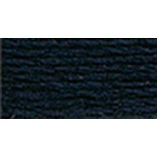 Very Dark Navy Blue - Dmc Pearl Cotton Skein Size 3 16.4Yd