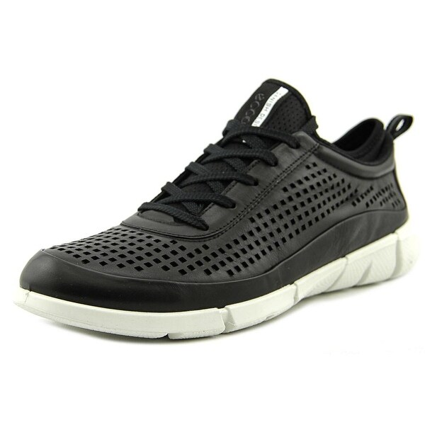 Ecco Intrinsic 1 Black Sneakers Shoes